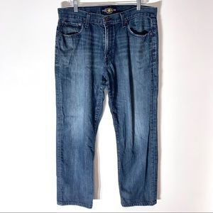 Lucky Brand 429 Classic Straight Men's Jeans 36x30